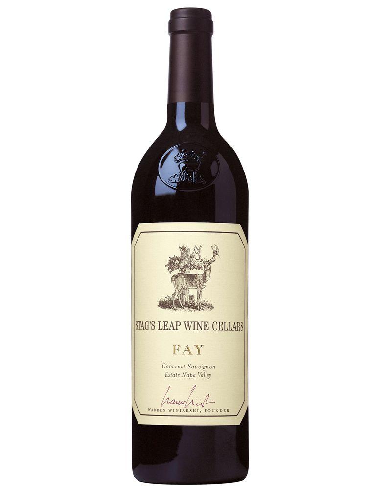 Stag s leap wine cellar fay cabernet sauvignon