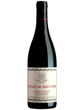"""_Chateau-de-saint-cosme-""""Les-Deux-Albion"""""""