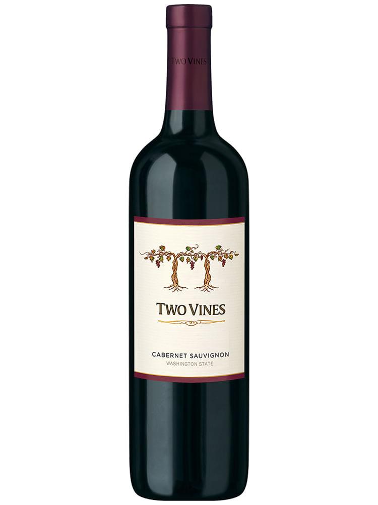 Two vines cabernet sauvignon